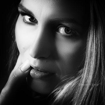 female portrét