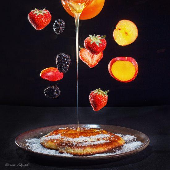 produktová fotografie - jídlo